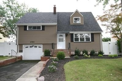 2754 Hickory Rd, Union Twp., NJ 07083 - MLS#: 3510363