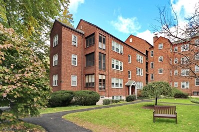 217 Prospect Ave Apt 11-2A UNIT 2A, Cranford Twp., NJ 07016 - MLS#: 3510558