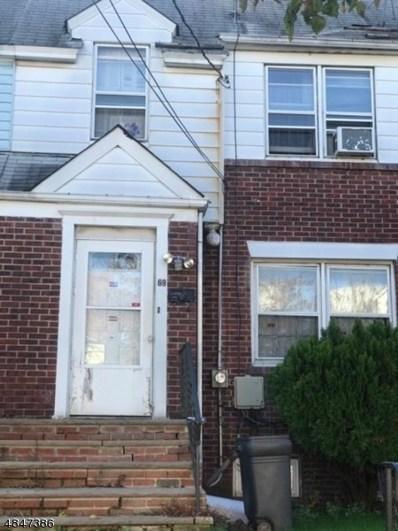 69 Fuller Place, Irvington Twp., NJ 07111 - MLS#: 3510890