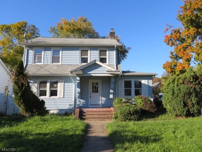 1357-59 Belleview Ave, Plainfield City, NJ 07060 - MLS#: 3511285