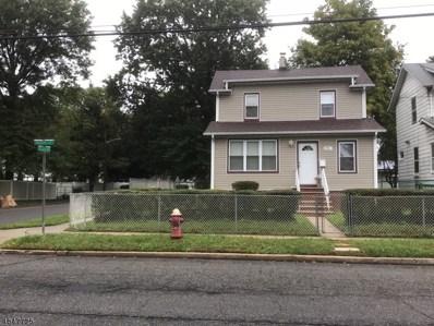 1001 Warren Street, Roselle Boro, NJ 07203 - MLS#: 3511467