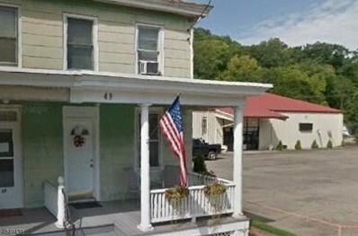 49 Water St, Milford Boro, NJ 08848 - MLS#: 3512762