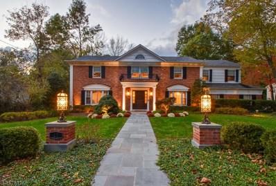 17 Clive Hills Rd, Millburn Twp., NJ 07078 - MLS#: 3512770