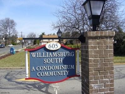 605 Grove St UNIT 4, Clifton City, NJ 07013 - MLS#: 3512917