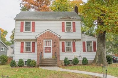 104 Oak Ln, Cranford Twp., NJ 07016 - MLS#: 3512951