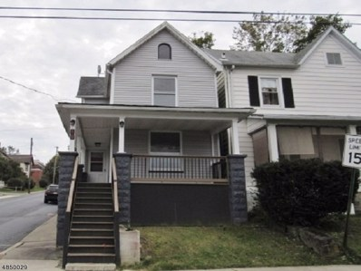 19 Wells Ave, Hampton Boro, NJ 08827 - MLS#: 3514015