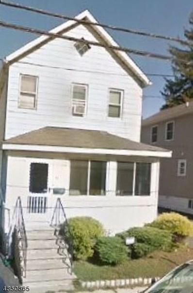 53 Elm St, West Orange Twp., NJ 07052 - MLS#: 3514125