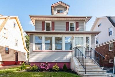 46 Hillcrest Terr, East Orange City, NJ 07018 - MLS#: 3514871