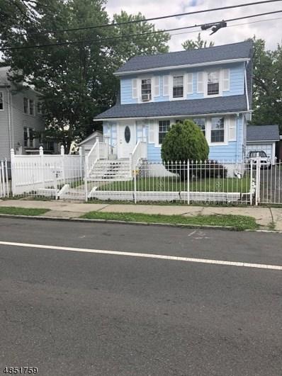 10 Carolina Ave, Newark City, NJ 07106 - MLS#: 3514963