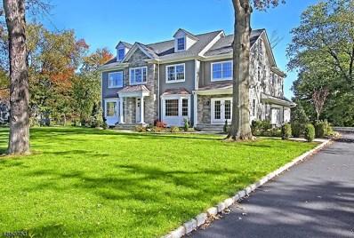 23 Hill Top Rd, Bernards Twp., NJ 07920 - MLS#: 3515005
