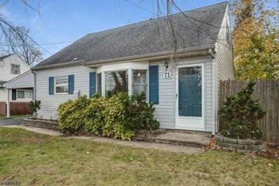 71 Ernston Rd, Sayreville Boro, NJ 08859 - MLS#: 3515773