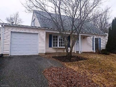 58 Biscay Dr, Mount Olive Twp., NJ 07836 - MLS#: 3516309
