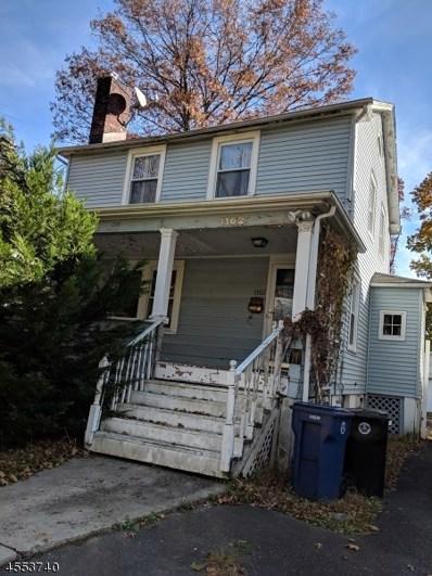 1162-64 Loraine Ave, Plainfield City, NJ 07060 - MLS#: 3516496