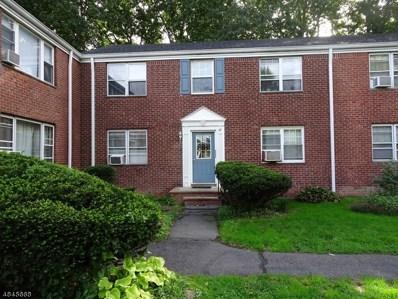 935 Broad St Apt 78B UNIT 78B, Bloomfield Twp., NJ 07003 - MLS#: 3516575