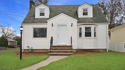 501 High St, Cranford Twp., NJ 07016 - MLS#: 3516934