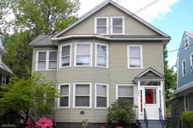 1316 Maple Ter, Rahway City, NJ 07065 - MLS#: 3517226