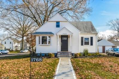 1768 Front St, Scotch Plains Twp., NJ 07076 - MLS#: 3518128