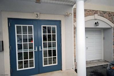 3 Zircon Way C3, Woodland Park, NJ 07424 - MLS#: 3519050