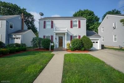 448 Stratford Rd, Union Twp., NJ 07083 - MLS#: 3519166