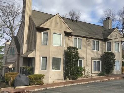 154 Washington St UNIT A, Morristown Town, NJ 07960 - MLS#: 3519233