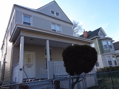 87 Grove St, Passaic City, NJ 07055 - MLS#: 3519457
