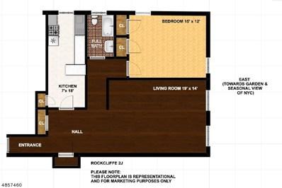 10 Crestmont Rd 2J UNIT 2J, Montclair Twp., NJ 07042 - MLS#: 3520242