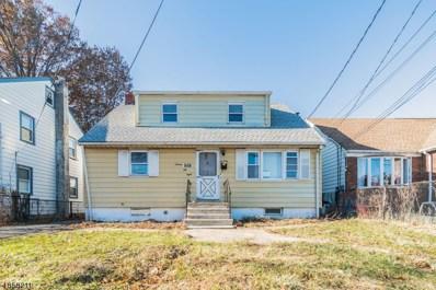 1658 Montgomery St, Rahway City, NJ 07065 - MLS#: 3520930