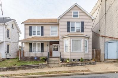 109 Hudson St, Phillipsburg Town, NJ 08865 - MLS#: 3520993