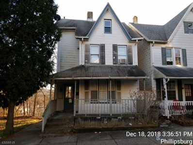 296 Washington Street, Phillipsburg Town, NJ 08865 - MLS#: 3521429