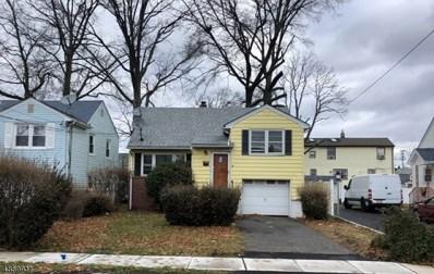 208 Bower St, Linden City, NJ 07036 - MLS#: 3522381