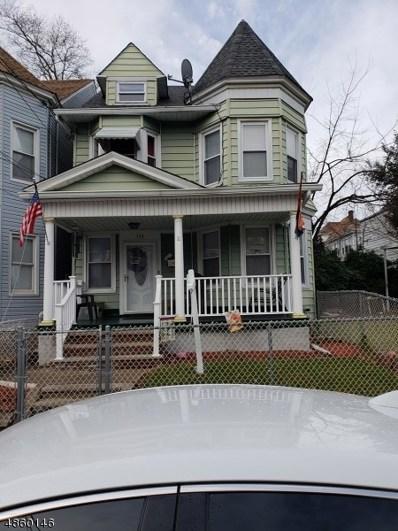 394 E 30TH St, Paterson City, NJ 07504 - MLS#: 3522601