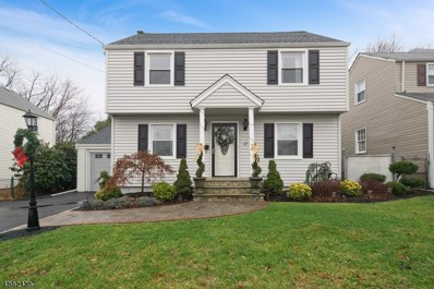 21 Highfield Ln, Nutley Twp., NJ 07110 - MLS#: 3524321