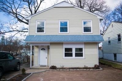 1346 W 3RD St, Plainfield City, NJ 07060 - MLS#: 3524433