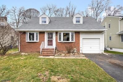15 Van Beuren Ave, Cranford Twp., NJ 07016 - MLS#: 3525446