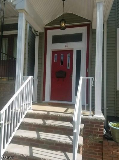 40 Van Reipen Ave, Jersey City, NJ 07306 - #: 3525955