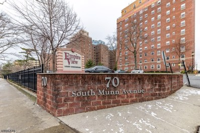 70 S Munn Ave Unit 901 UNIT 901, East Orange City, NJ 07018 - MLS#: 3528052