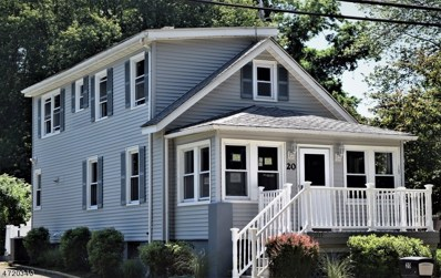 20 Canfield Ave, Mine Hill Twp., NJ 07803 - MLS#: 3528106