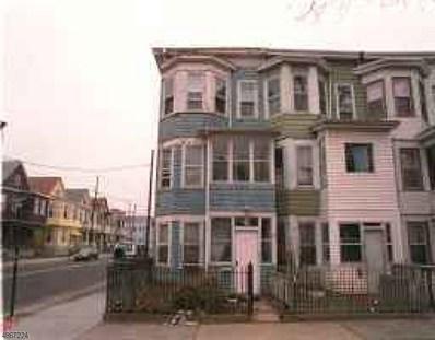 93 Sherman St, Passaic City, NJ 07055 - MLS#: 3529843