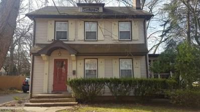 1354-56 Marlborough Ave, Plainfield City, NJ 07060 - MLS#: 3531471