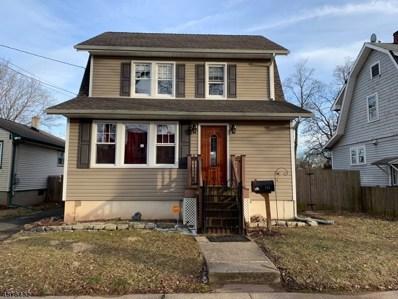 232 Oneida Pl, North Plainfield Boro, NJ 07060 - MLS#: 3537133