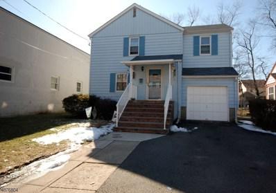 105 Kingsland St, Nutley Twp., NJ 07110 - #: 3537524