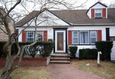 206 Scherrer St, Cranford Twp., NJ 07016 - MLS#: 3538682
