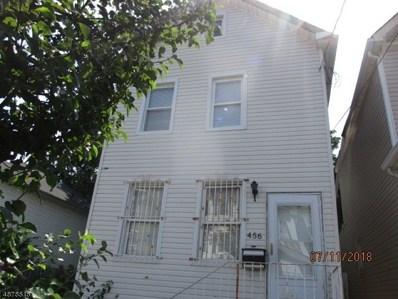 456 S 18TH St, Newark City, NJ 07103 - MLS#: 3539012