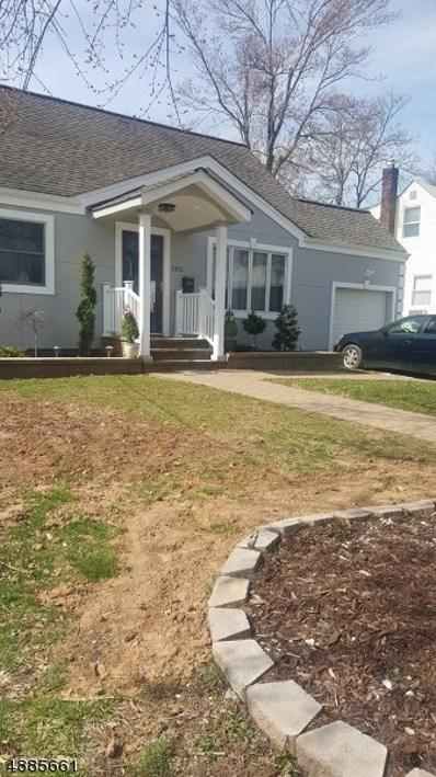 1315 Sunnyfield Dr, Linden City, NJ 07036 - MLS#: 3545618