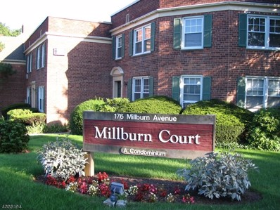 176 Millburn Ave C1033 UNIT 33, Millburn Twp., NJ 07041 - MLS#: 3546231