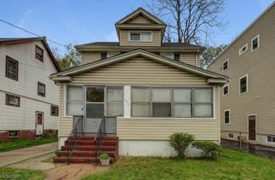 352 W 3RD Ave, Roselle Boro, NJ 07203 - MLS#: 3550208