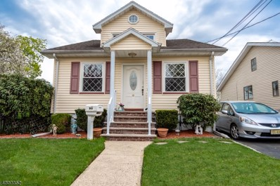 86 Wilber St, Belleville Twp., NJ 07109 - MLS#: 3550716