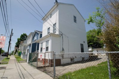 107 N 10TH St, Paterson City, NJ 07522 - MLS#: 3557281