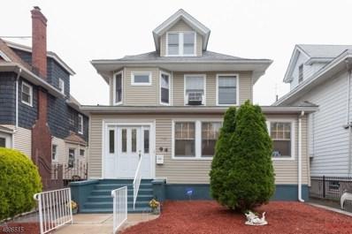 94 N Sixteenth St, Bloomfield Twp., NJ 07003 - MLS#: 3557693