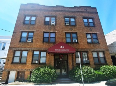 23 Belvidere Ave UNIT 22, Jersey City, NJ 07304 - MLS#: 3571779